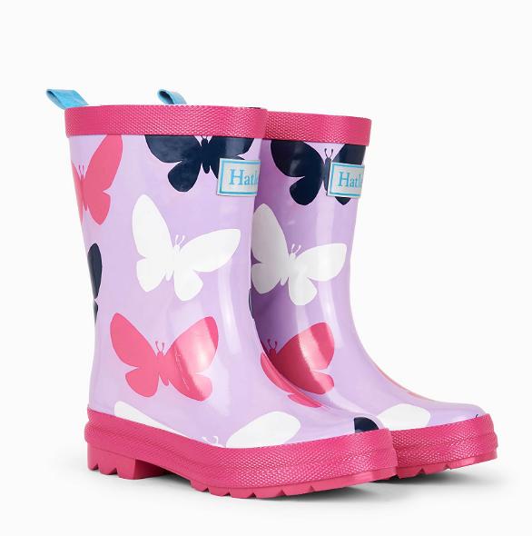 Hatley Classic Rain Boot Bottes de Pluie Classiques Wellington Gar/çon