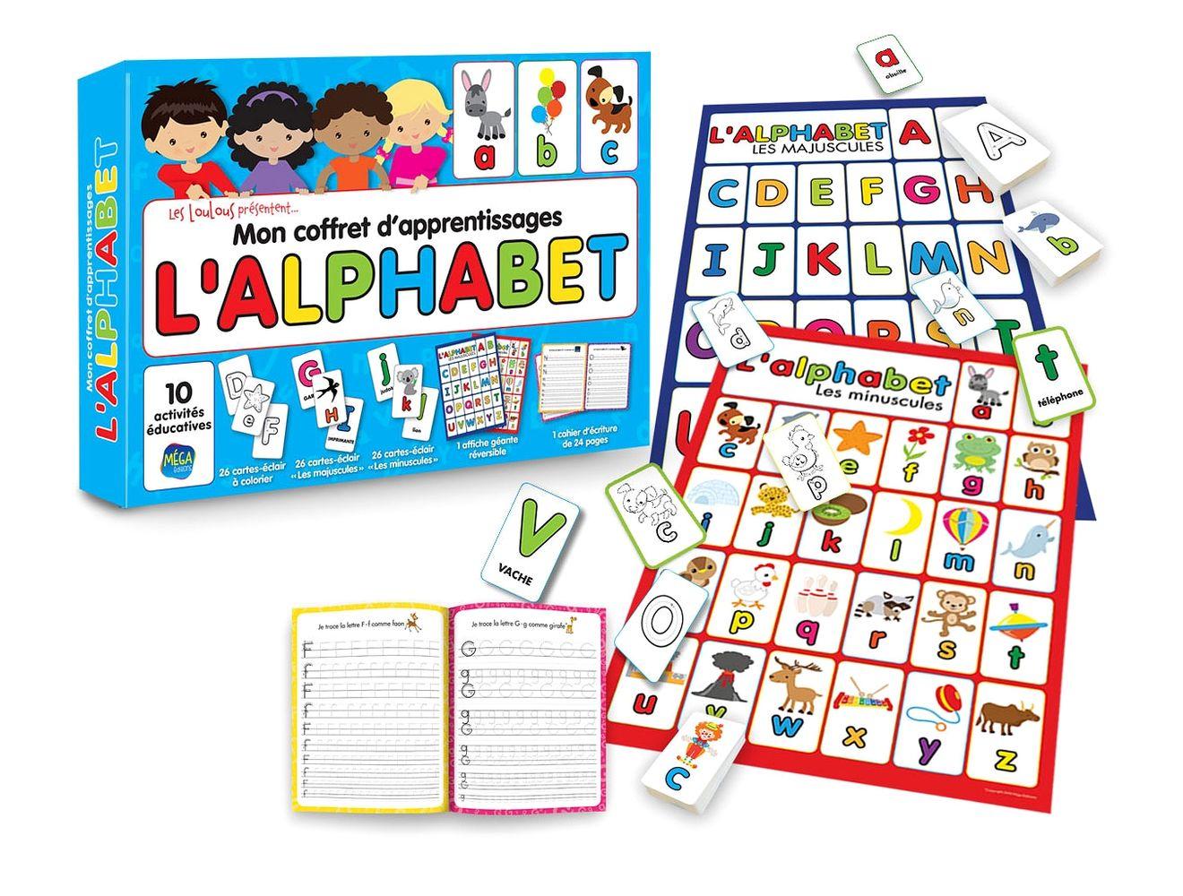 My Learning Boxset Alphabet