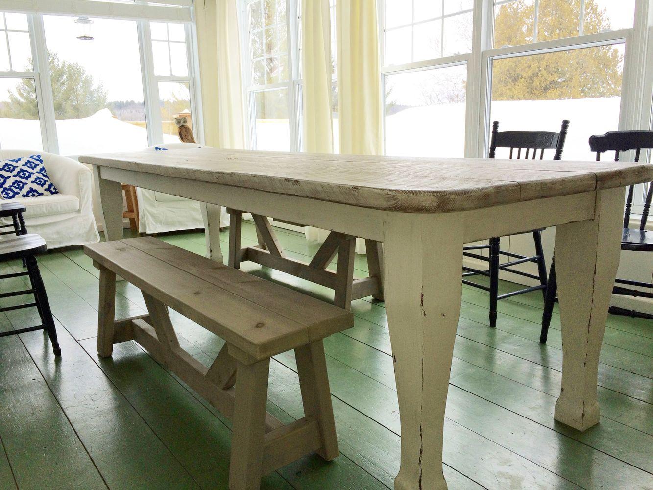 Table Pour Salle À Manger table sur mesure pour cuisine et salle a manger