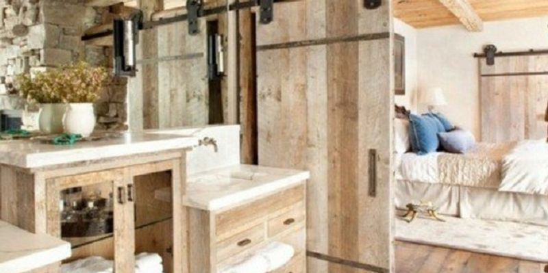 Accessoires de décoration antique pour salle de bain ...